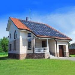 """Мережеві сонячні електростанція під """"Зелений тариф"""""""