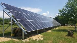 Cонячна електростанція 32,2 кВт (STANDART) - Зелений тариф