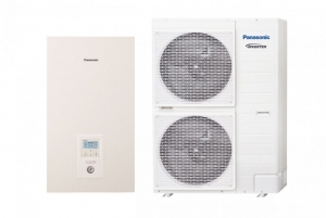 Тепловой насос Panasonic Aquarea T-CAP