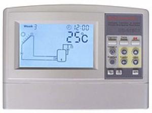 Контролер для всесезонних геліосистем SR618С6