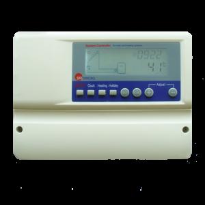 Моноблочний контролер для геліосистем під тиском СК530C8