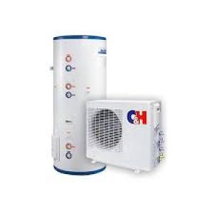 Тепловий насос для ГВС Cooper&Hunter GRS-C3.8/Nba-K