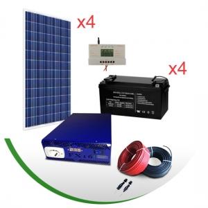 Сонячна електростанція потужністю 3,0 кВт
