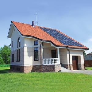 Мережева сонячна електростанція 5 кВт - Зелений тариф